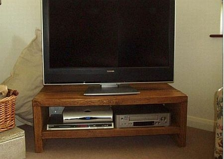 Great Unique Telly TV Stands For Tv Stand Wood Small Plans Diy Free Download How To Build A (View 47 of 50)