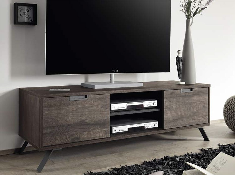 Great Unique Wenge TV Cabinets Intended For Palma Tv Stand Wenge Lc Mobili (Image 21 of 50)