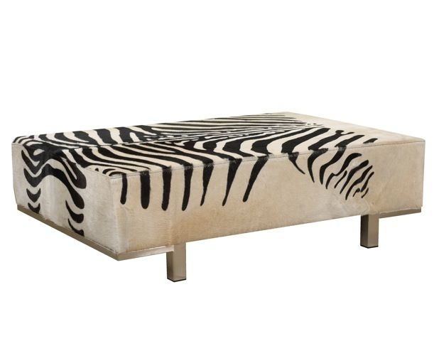 Great Variety Of Animal Print Ottoman Coffee Tables For 107 Best Ottoman Coffee Tables Images On Pinterest Ottomans (Image 27 of 50)