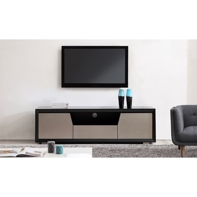 Great Variety Of BModern TV Stands Regarding B Modern Esquire 75 Tv Stand Reviews Wayfair (Image 29 of 50)