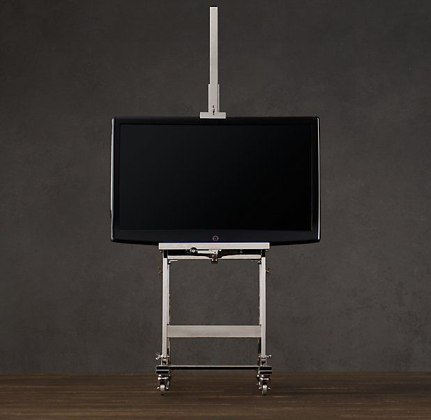 Great Variety Of Easel TV Stands For Flat Screens In 8 Best What To Do With Tv Images On Pinterest Easels Flat (View 45 of 50)