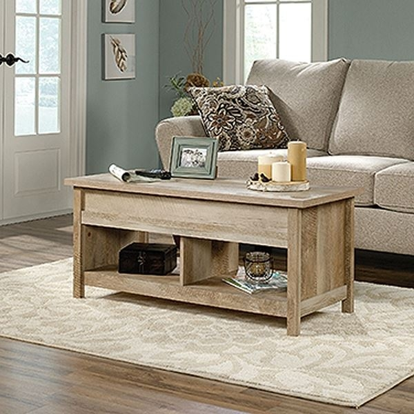 Great Variety Of Lift Top Oak Coffee Tables In Cannery Bridge Lift Top Coffee Table Lintel Oak  (Image 18 of 40)
