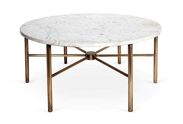 Great Variety Of Marble Round Coffee Tables Pertaining To Foxy Marble Coffee Table (View 9 of 50)