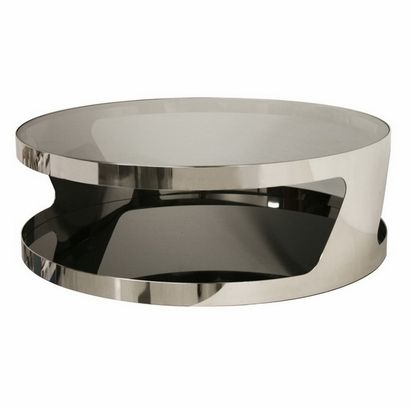 Great Variety Of Round Mirrored Coffee Tables For Coffee Table Trends Whats Hot Right Now Whats Hot Jigsaw (Image 16 of 40)