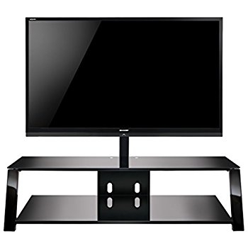 Great Wellknown Bell'O Triple Play TV Stands Intended For Amazon Bello Tpc2133 Triple Play 52 Tv Stand For Tvs Up To (View 8 of 50)