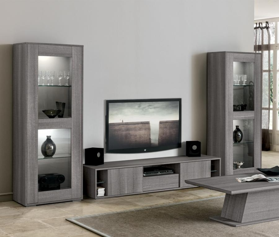 Great Well Known Bench TV Stands With Gray Wall Paint Plus Color Gray Tv Stand Or Tv Cabinet Also Bench (Image 26 of 50)