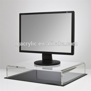 Great Wellknown Clear Acrylic TV Stands For Wholesale Plastic Perspex Clear Acrylic Tv Stand Table For Sale (Image 29 of 50)
