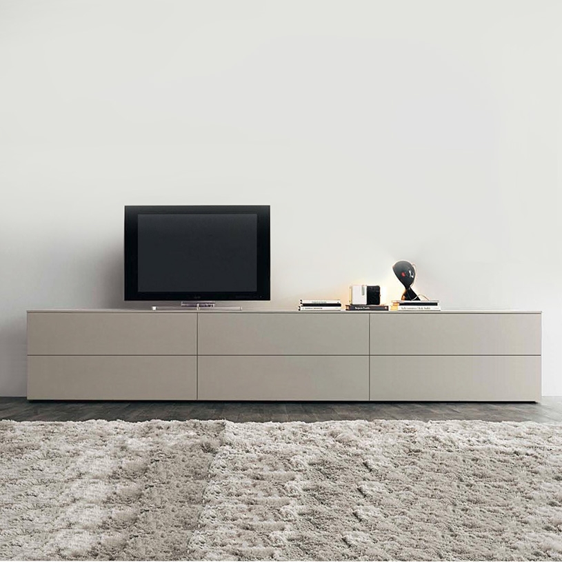 Featured Image of Cream Gloss TV Stands