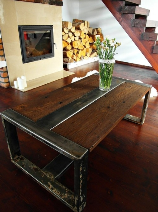 Featured Image Of Industrial Style Coffee Tables