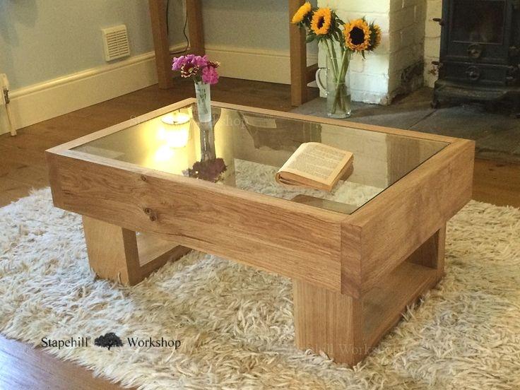Great Wellknown Large Low Oak Coffee Tables Throughout Alluring Oak Coffee Table Oak Coffee Table Solid Oak Coffee Table (Image 31 of 50)