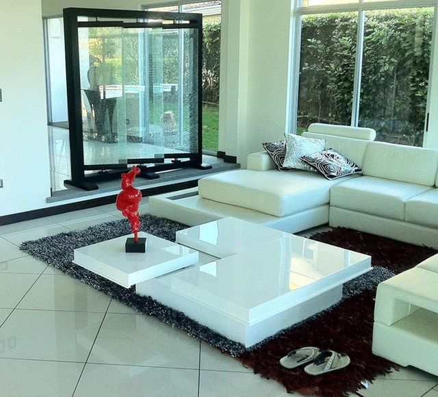 Great Wellknown Large Low White Coffee Tables In White Modern Coffee Table (View 31 of 50)
