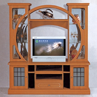 Great Wellknown Led TV Cabinets Inside India Style Tv Cabinet With Showcase 805 Led Tv Wall Unit Tv (Image 25 of 50)