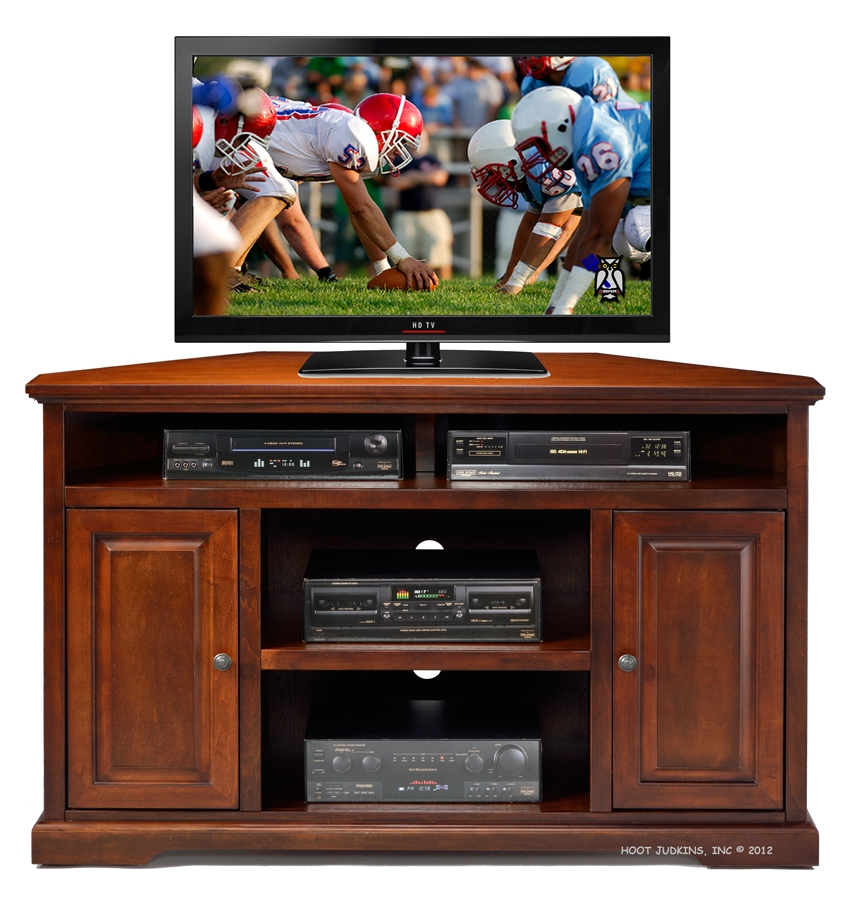 Great Well Known Maple TV Stands In Hoot Judkins Furnituresan Franciscosan Josebay Areacorner Tv (Image 29 of 50)