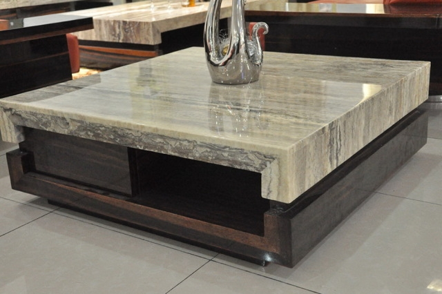 Great Wellknown Marble Coffee Tables Regarding Great Modern Marble Coffee Table (View 46 of 50)