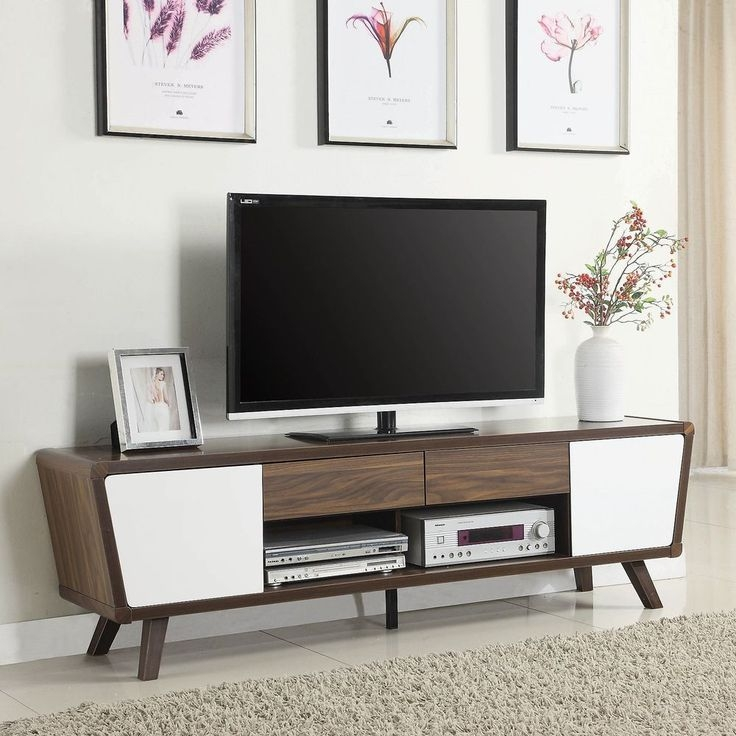 Great Wellknown Modern TV Stands For Flat Screens Pertaining To Best 25 Flat Screen Tv Stands Ideas On Pinterest Flat Screen (Image 22 of 50)