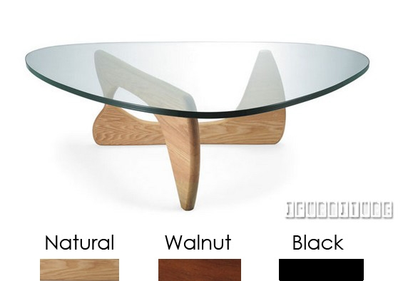 Great Well Known Noguchi Coffee Tables Regarding Replica Noguchi Coffee Table 3 Colors Replica Reproduction (Image 19 of 40)