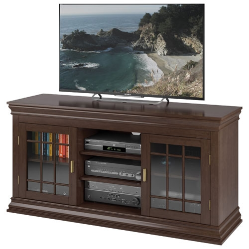 Great Wellknown Sonax TV Stands Regarding Sonax Tv Stand For Tvs Up To 68 B 231 Nct Espresso Tv (View 42 of 50)