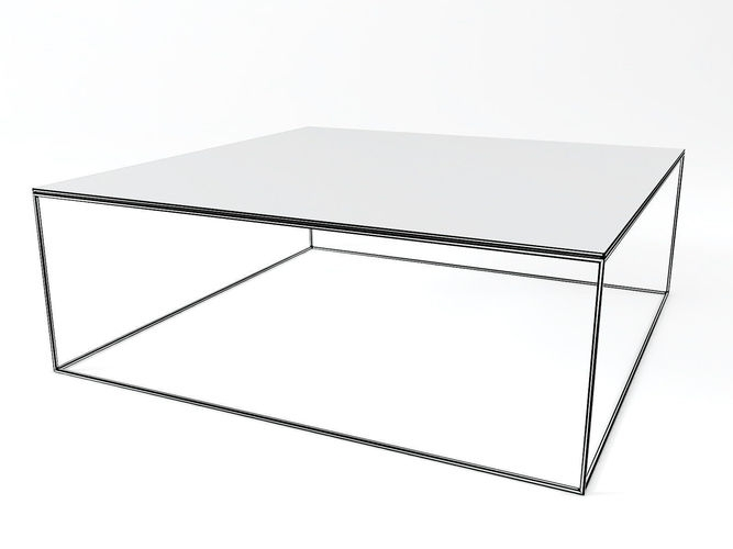 Great Wellknown Space Coffee Tables Pertaining To Space Coffee Tables 3d Model Max Obj Fbx Skp Mtl Pdf (Image 22 of 50)