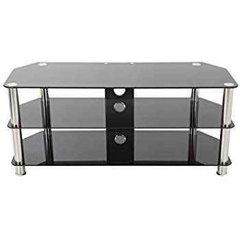 Great Wellknown TV Stands For 55 Inch TV In Amazon Avf Sdc1140cm A Tv Stand With Cable Management For Up (Image 23 of 50)