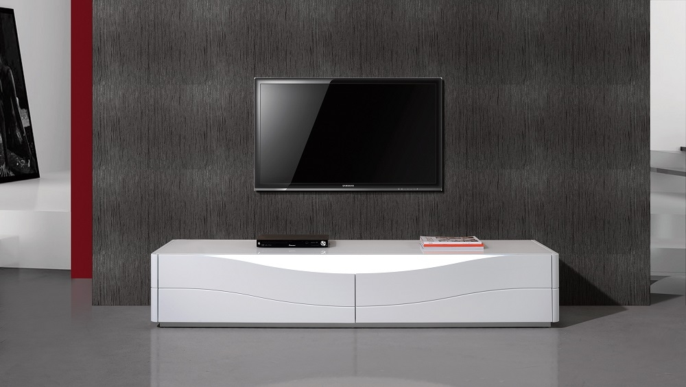 Great Wellknown TV Stands With LED Lights Throughout Popular Two Door Luxury Tv Stand With Led Light From Portugal El (Image 25 of 50)