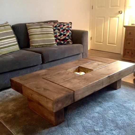 Great Wellliked Dark Wooden Coffee Tables With Regard To Best 25 Dark Wood Coffee Table Ideas On Pinterest Diy Coffee (Image 25 of 50)