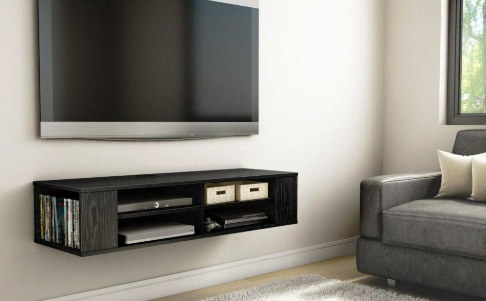 Great Wellliked Wall Mounted TV Stands For Flat Screens Inside Wall Mount Corner Tv Stands For Flat Screens Home Design Ideas (Image 17 of 50)