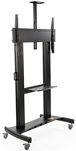 Great Widely Used 84 Inch TV Stands In Tv Cart For Floor Fits 84 Inch Monitors (Image 26 of 50)