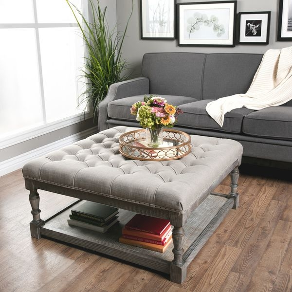 Great Widely Used Beige Coffee Tables For Best 25 Large Square Coffee Table Ideas On Pinterest Large (Image 22 of 40)