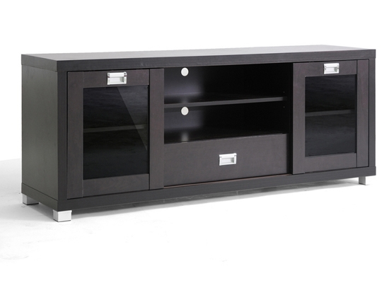 Great Widely Used Dark TV Stands For Baxton Studio Modern Tv Stands (Image 26 of 50)