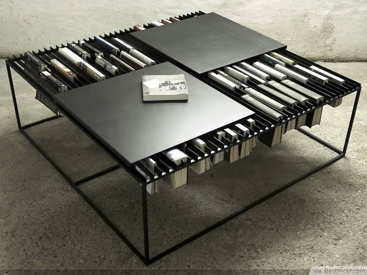 Great Widely Used Funky Coffee Tables Regarding 30 Unique Coffee Tables Cool Design Ideas For Unusual Living (View 17 of 50)