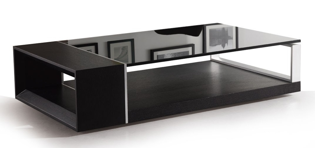 Great Widely Used Glass And Black Coffee Tables Pertaining To Silver Glass Coffee Table Set Glass Coffee Table Ikea Furniture (View 13 of 50)