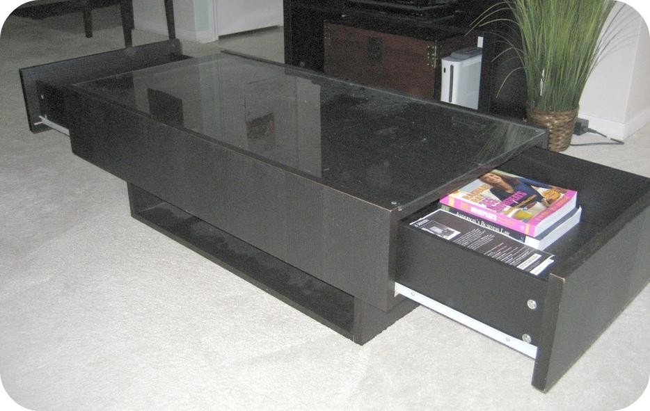 Great Widely Used Glass Top Storage Coffee Tables In Ikea White Coffee Table With Storage Ikea Coffee Table With (Image 28 of 50)