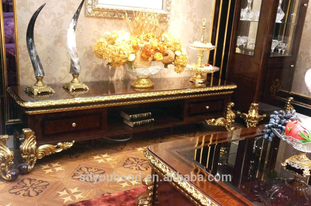Great Widely Used Luxury TV Stands Regarding 0063 Antique Living Room Wine Cabinetclassic Luxury Tv Stand (Image 26 of 50)