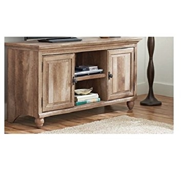 Great Widely Used TV Stands In Oak Throughout Amazon Crossmill Weathered Collection Tv Stand For Tvs Up To (View 8 of 50)