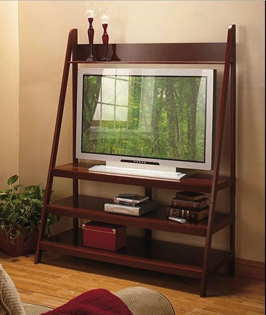 Great Widely Used Wooden TV Stands For Flat Screens In Tv Stands Top 10 Vintage Flat Screen Tv Stands Wood Best Buy Tv (Image 28 of 50)