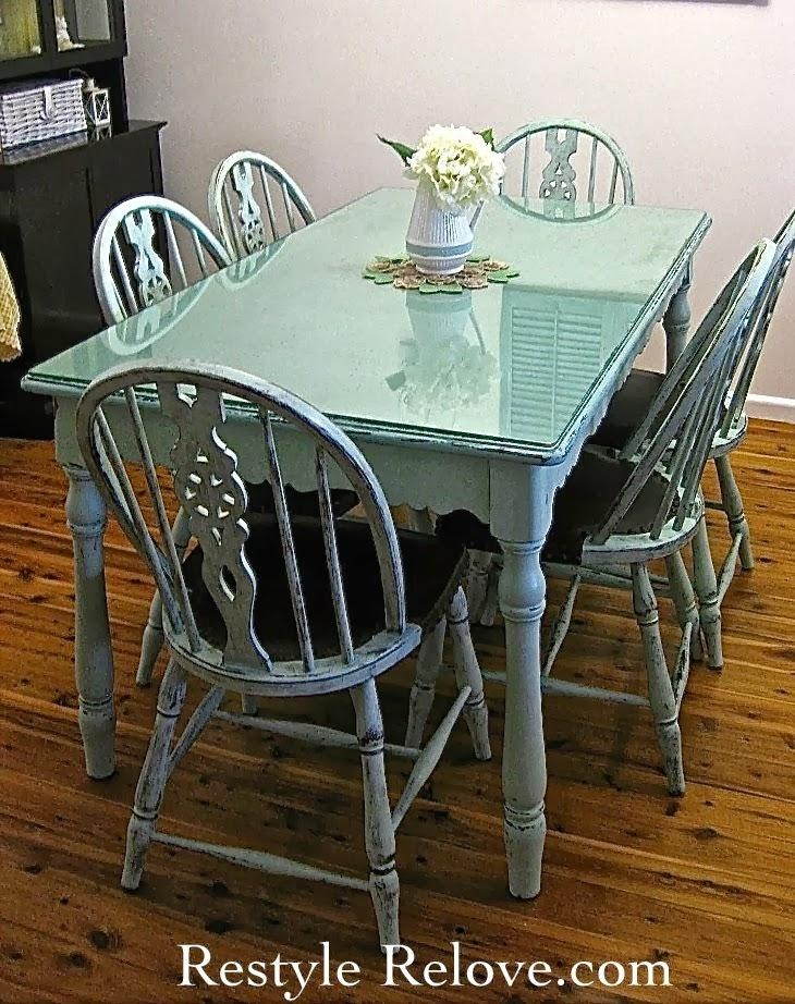 Green Dining Room Sets – Destroybmx In Green Dining Tables (Image 17 of 20)