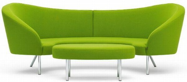 Green Sofa Decorating Bed | Deseosol For Green Sofas (Image 14 of 20)