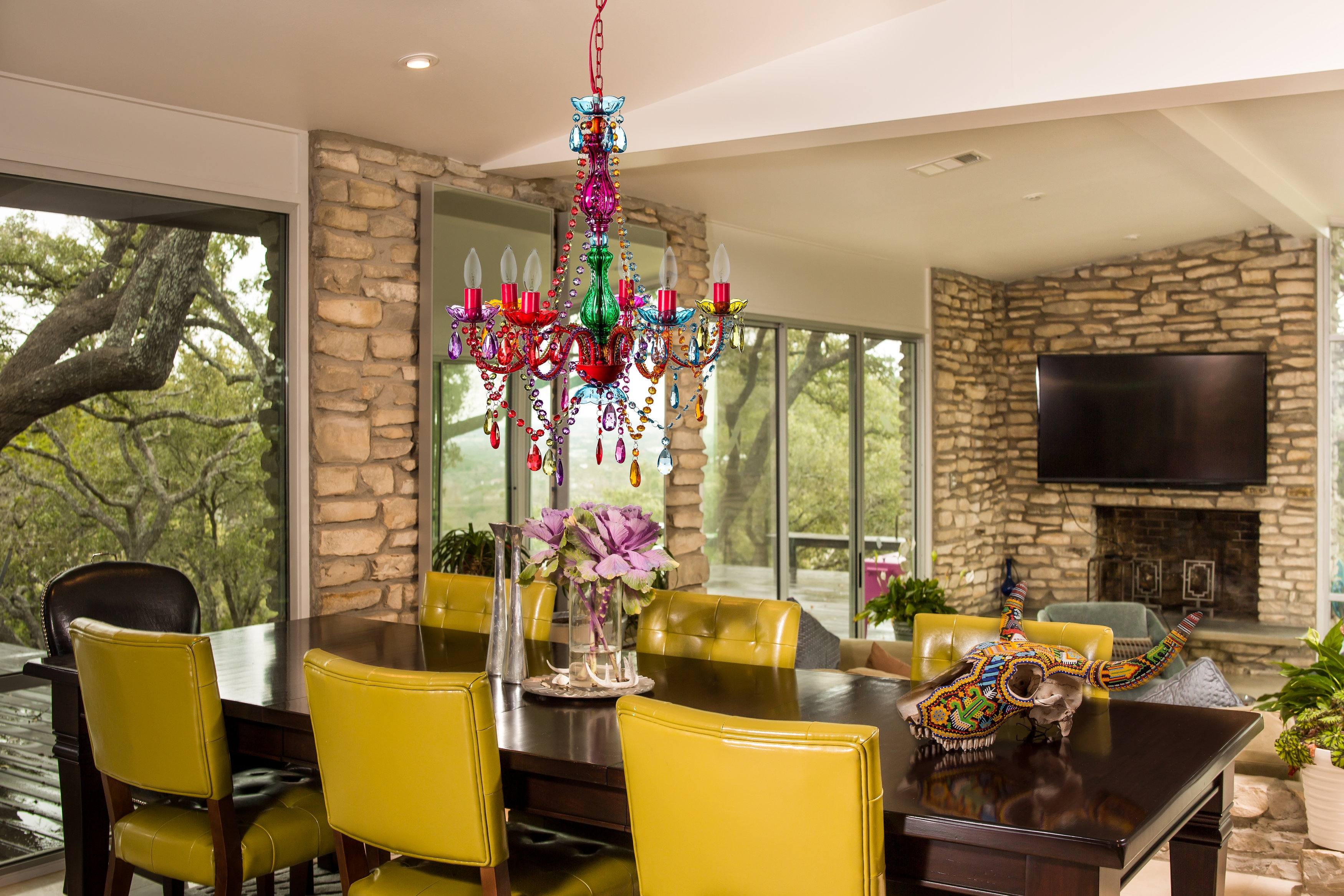 Gypsy Color Home Decor Accessories With Regard To Small Gypsy Chandeliers (Image 15 of 25)