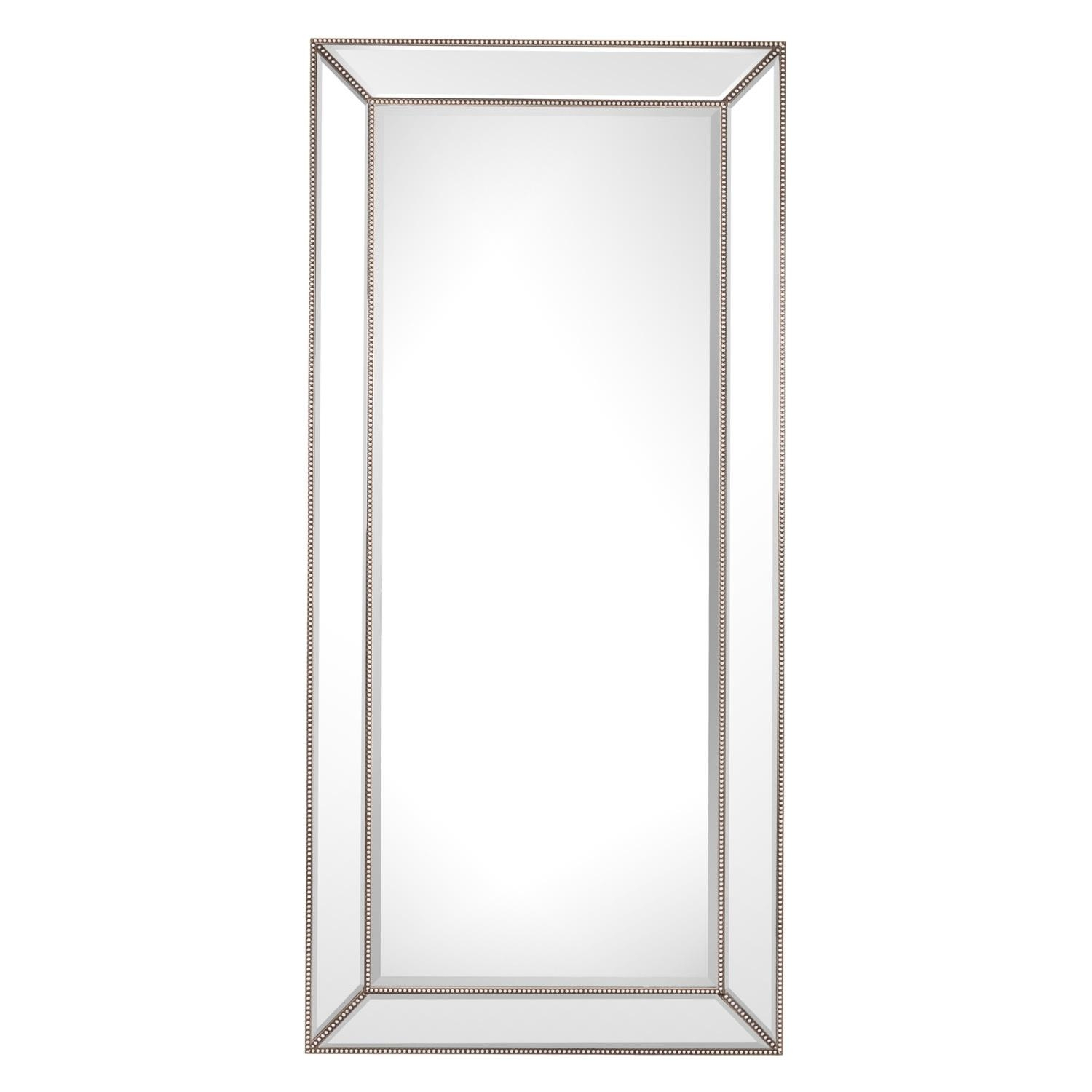 Hamilton Bevelled Mirror In Bevelled Mirror Glass (Image 13 of 20)