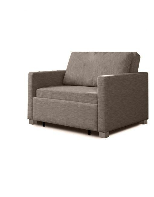 Harmony – Single Sofa Bed With Memory Foam | Expand Furniture In Single Sofa Beds (View 14 of 20)