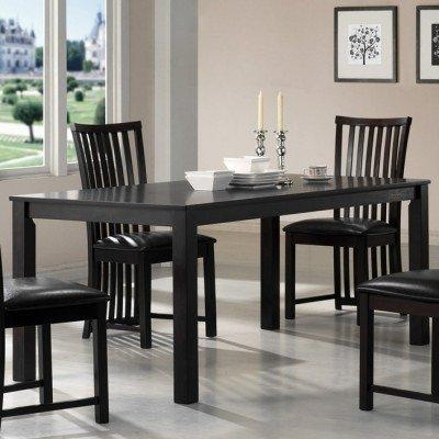 Hayden Dining Table Coaster Furniture | Furniture Cart Intended For Hayden Dining Tables (Image 13 of 20)