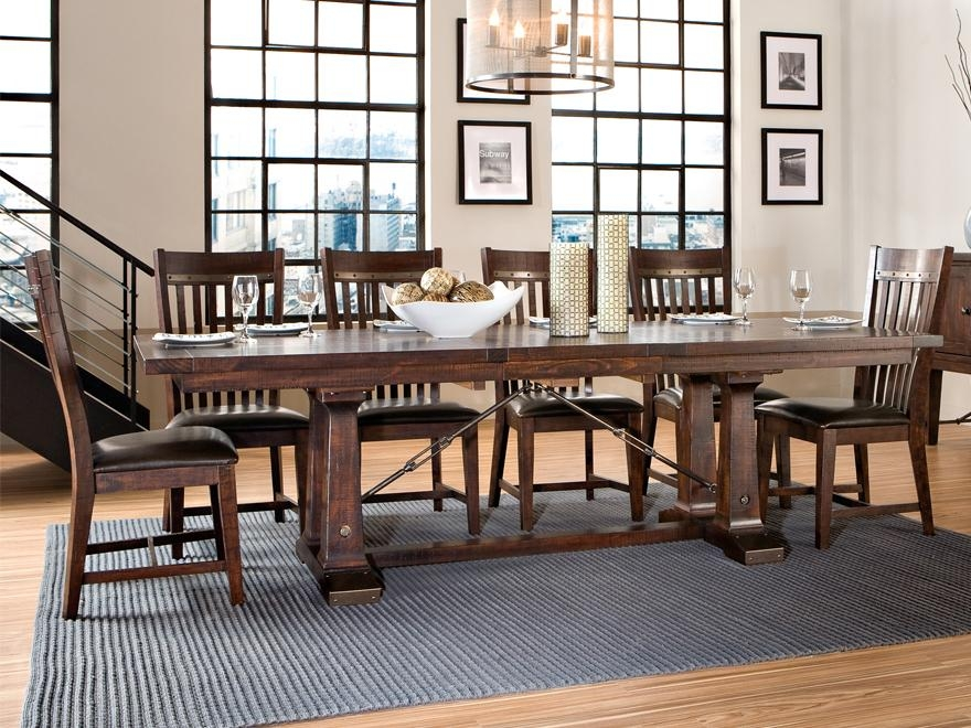 Hayden Dining Table | Passport Furnishings Inside Hayden Dining Tables (Image 7 of 20)