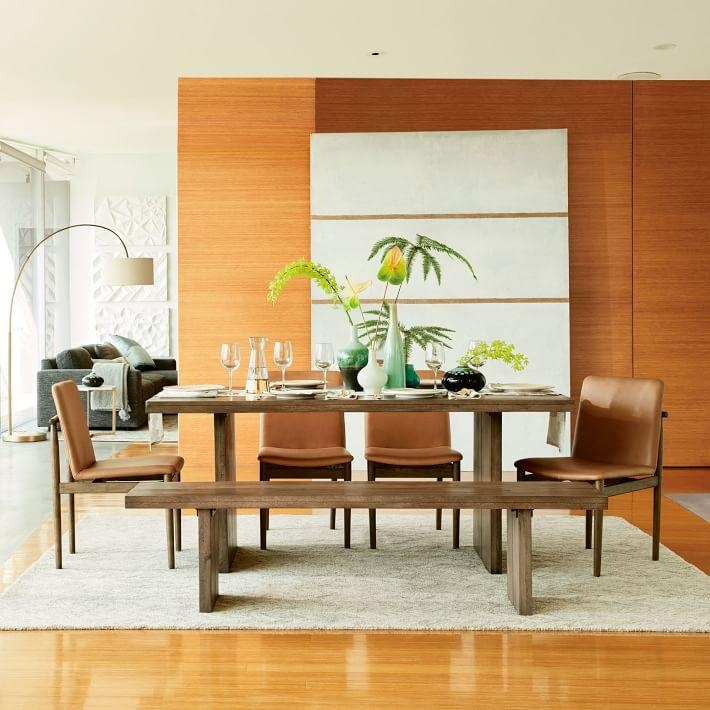 Hayden Dining Table | West Elm Regarding Hayden Dining Tables (Image 9 of 20)