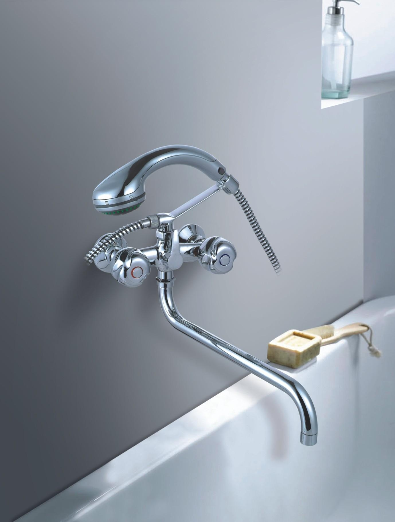Home Decor : Shower Attachment For Bathtub Faucet Corner Kitchen With Regard To Mirror Ceiling Light (Image 12 of 20)