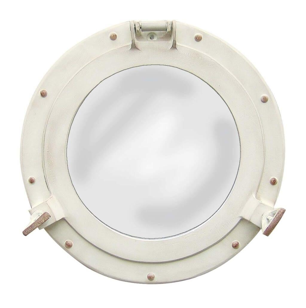Home Decoration: Fascinating Porthole Mirror Design For Bathroom Regarding Porthole Mirrors For Sale (View 11 of 20)