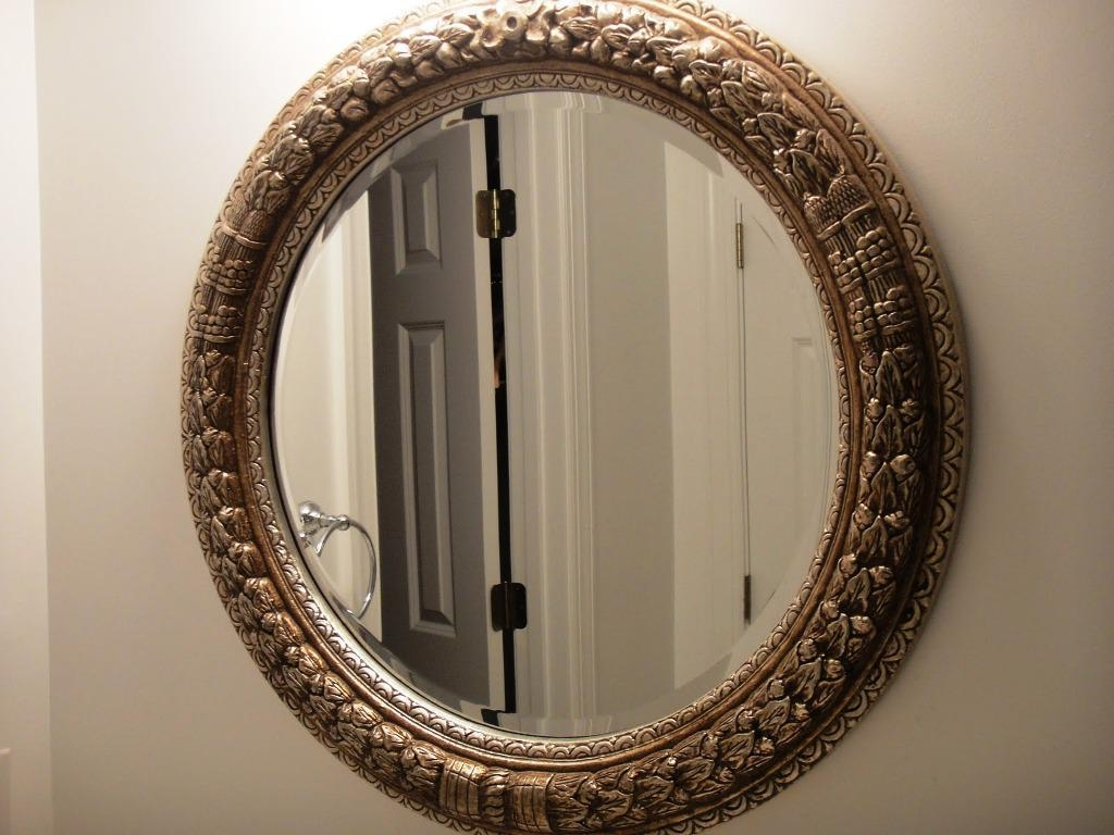 Home Decorative Mirrors Contemporary Inside Mirrors Contemporary (Image 15 of 20)