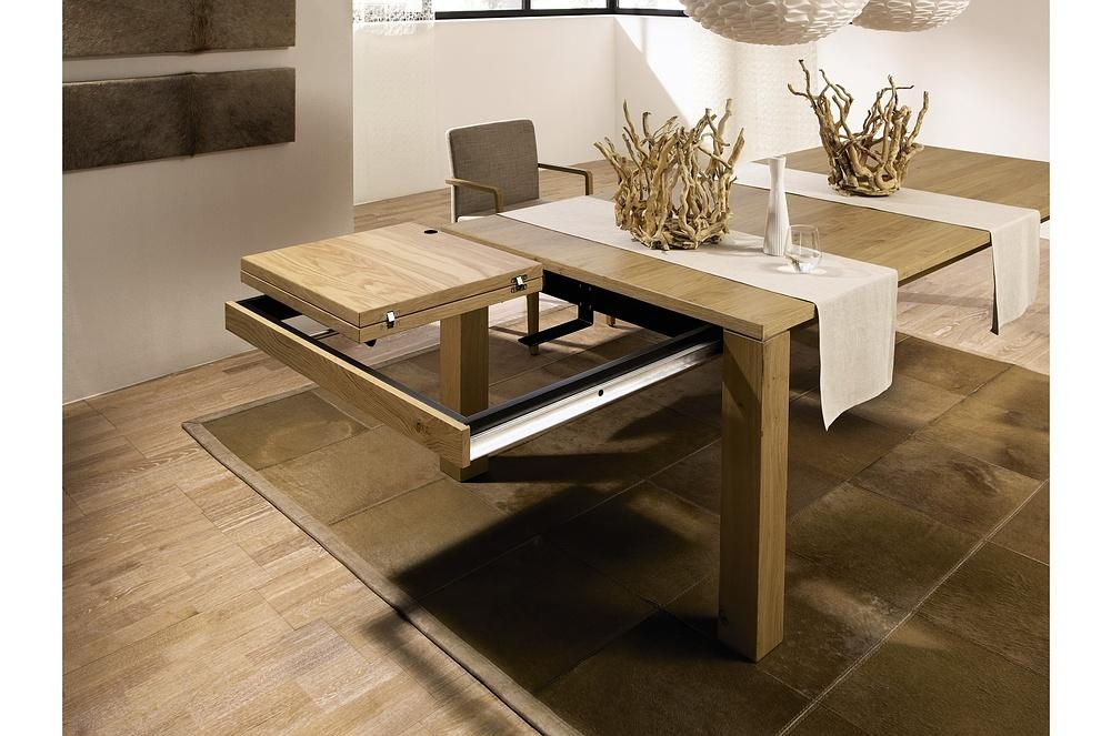 Home Design Ideas. Plessis Extendable Dining Table (Image 13 of 20)