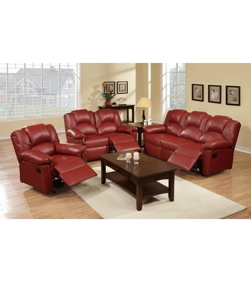 Home Page Intended For Burgundy Leather Sofa Sets (Image 10 of 20)