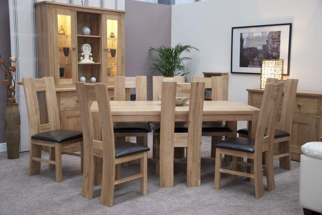 Homestyle Trendy Lifestyle Solid Oak (View 7 of 20)