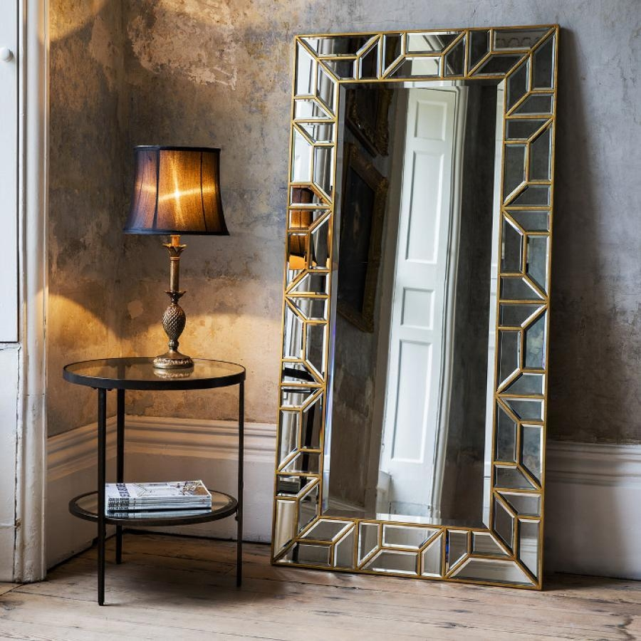Homeware: Cheap Large Floor Mirrors | Floor Length Mirrors | Large Within Full Length Large Mirror (Image 16 of 20)